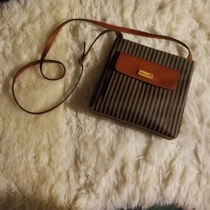 Boots n Bags Leather Crossbody